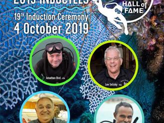 Lee Selisky-2019 International Scuba Diving Hall of Fame