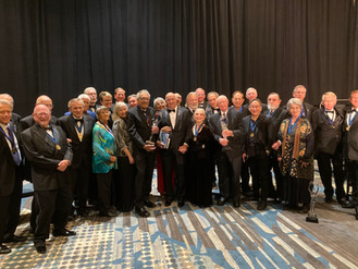 AUAS AWARDS BANQUET and DEMA and our new BLOG