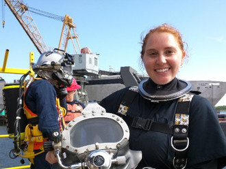 AUAS-IDI Full Tuition Scholarship for Commercial Diver Training