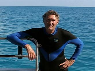 Hardy Jones:  1943-2018 Marine Wildlife Conservationist and Filmmaker