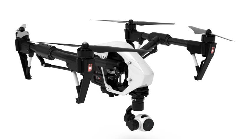 4K Aerials with new DJI Inspire 1