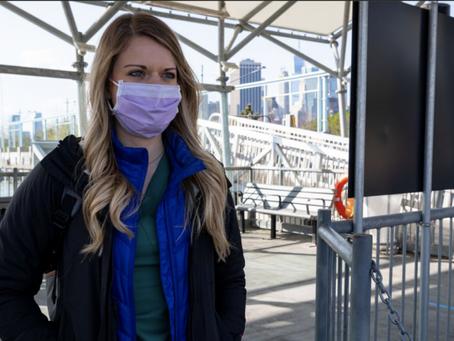 Traveling nurses say conspiracies around coronavirus are 'an insult ...