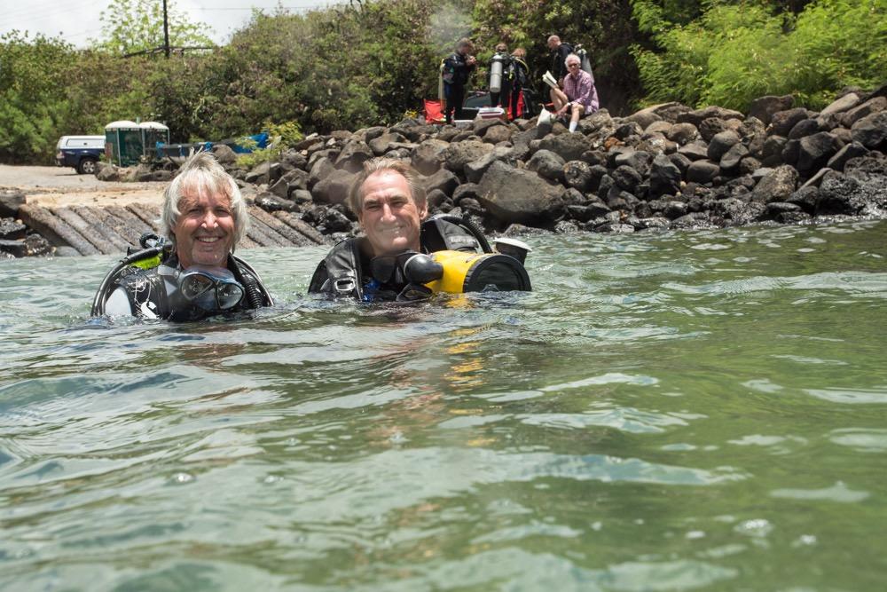 Harry & Terry Koloa Dive