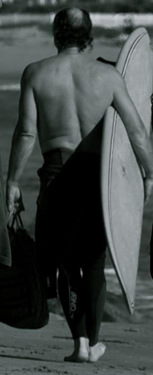 Surf+on