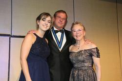 Anne, Ed and Zale