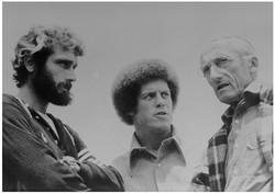 Phillipe, Bill MacDonald & Jacque