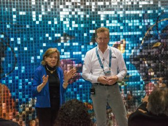 "Sylvia Earle & Drew Richardson ""Dive community influence on Ocean Conservation"