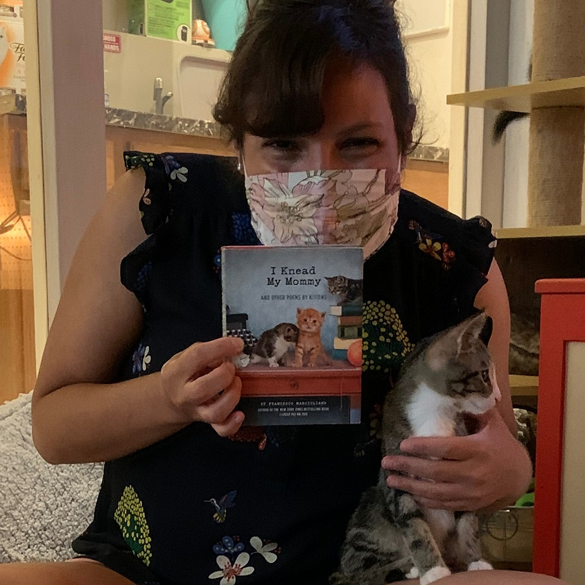 Virtual & In Store Story Time with Kittens with Blair!