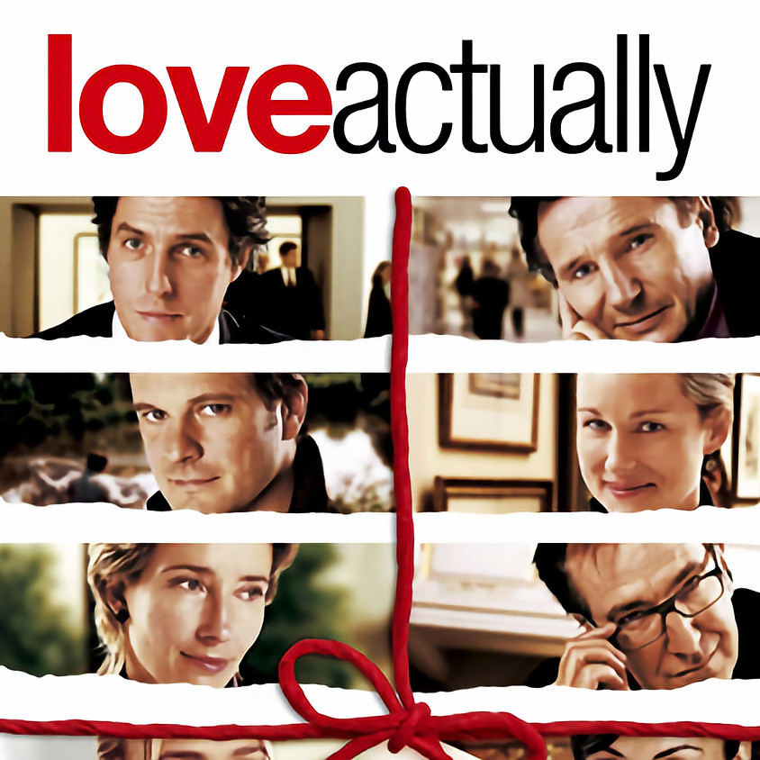 Holiday Movies with Cats! Love Actually