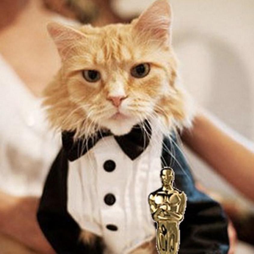 Oscar Viewing Pawty 2019