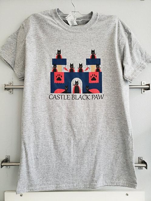 Castle Black Paw T-Shirt