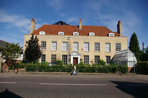 Roslyn House, Newland St, Witham, Essex.