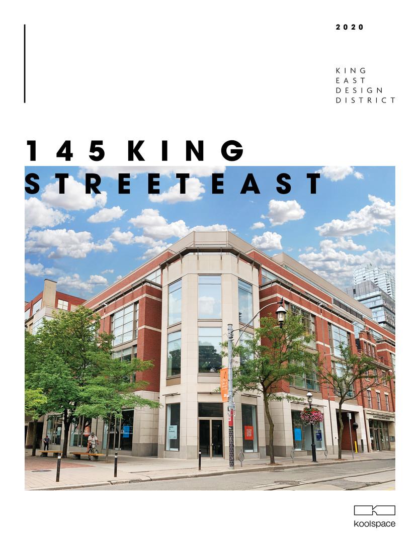 145 King Street East