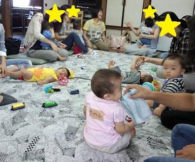 9月8日(火)の育児相談会