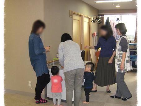 H28.11月22日(火) 育児相談会