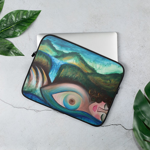 Mother Nature Laptop Sleeve