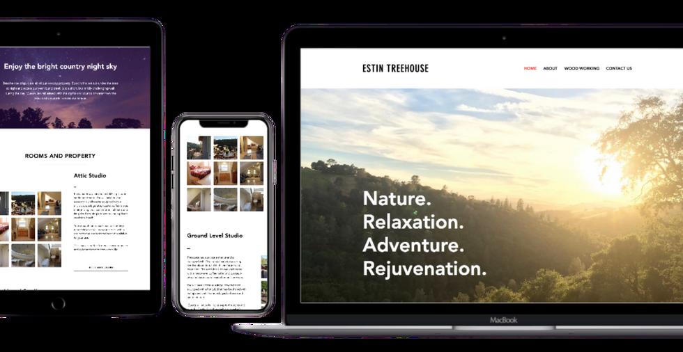 Estin Treehouse Airbnb