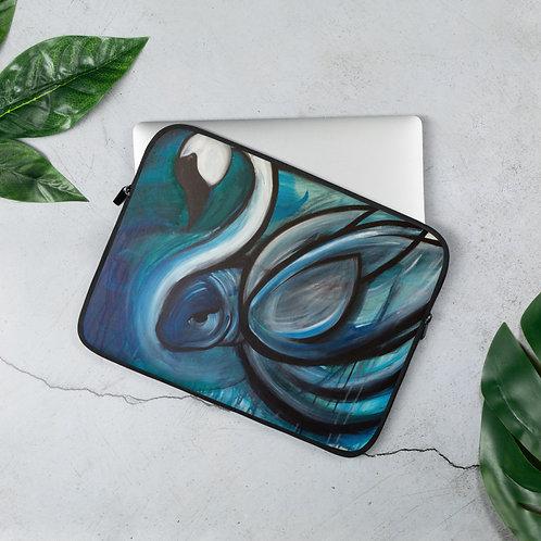 Transformation (Swan Fish) Laptop Sleeve