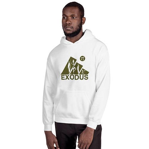 Exodus-Green Hoodie