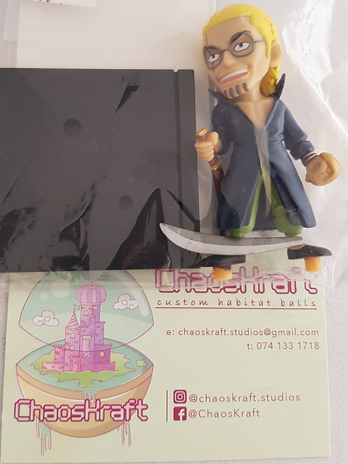 One piece figurine