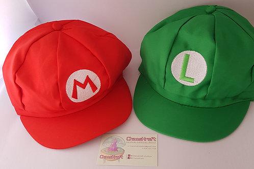 Mario/Luigi hat