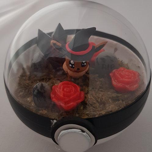 Halloween eevee