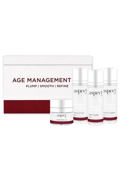AGE MANAGEMENT