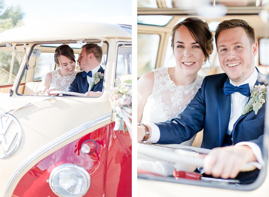 Hochzeitsfotos im Alten Land