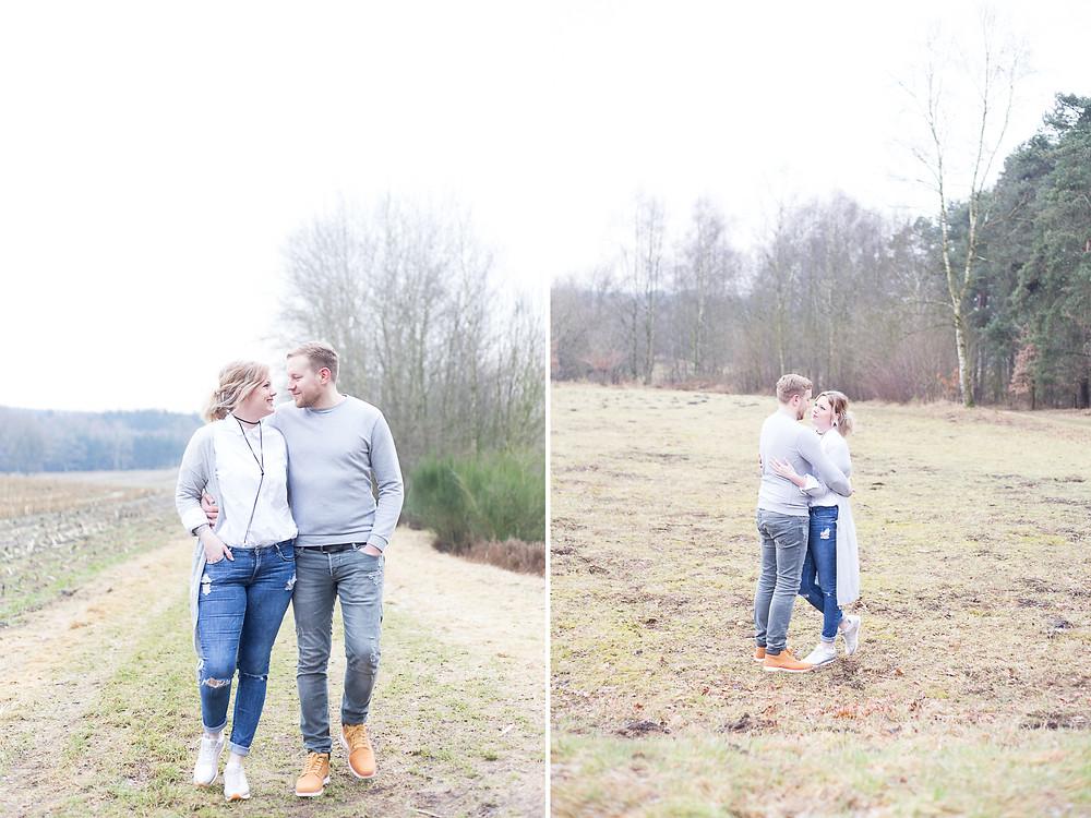 Paarfotos in Harsefeld