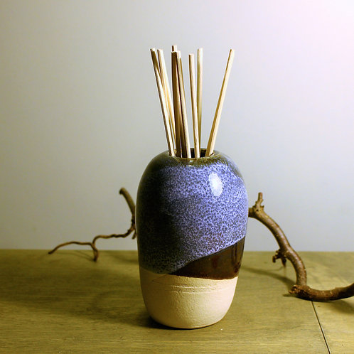 Blue and White Oil Diffuser