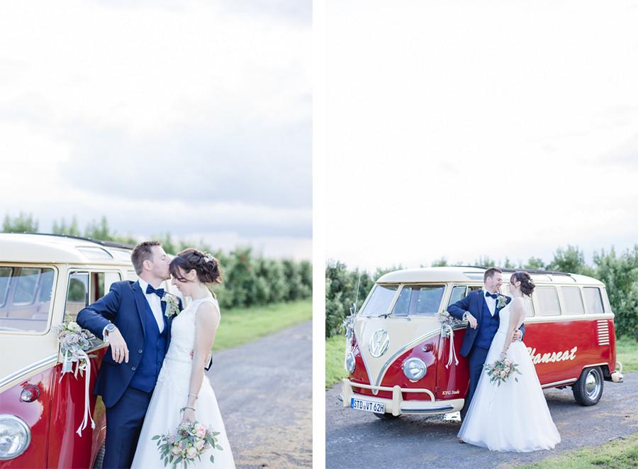 Hochzeitsfotos in Jork
