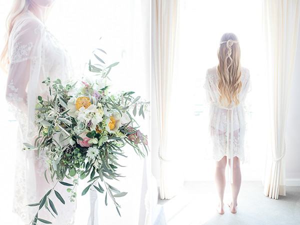 Getting Ready der Braut in Harsefeld