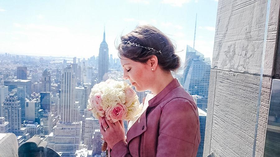 Heiraten in New York