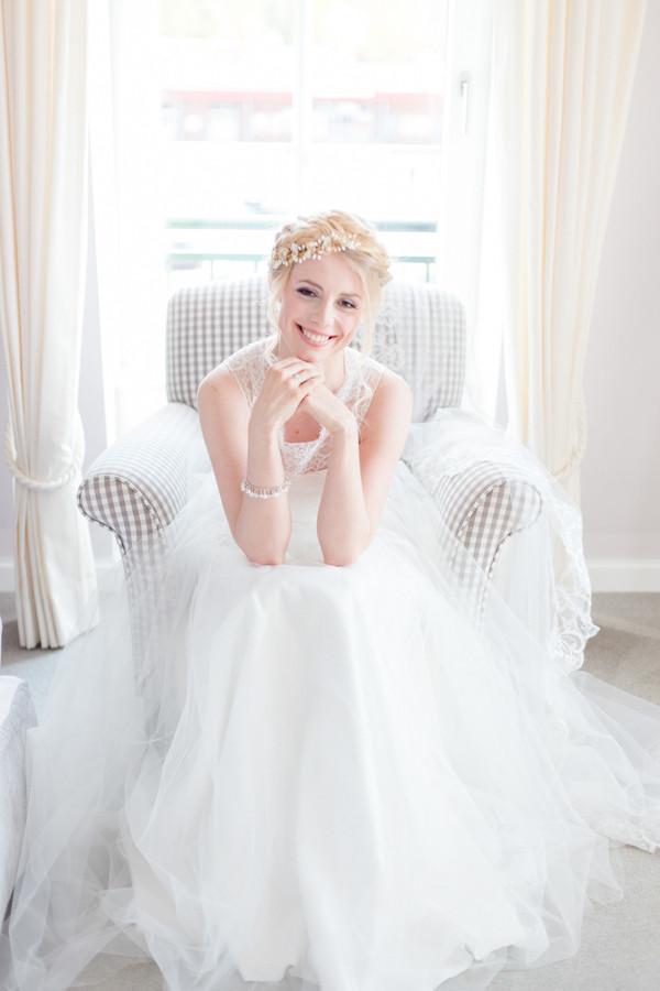 Getting Ready der Braut im Kinohotel Meyer in Harsefeld