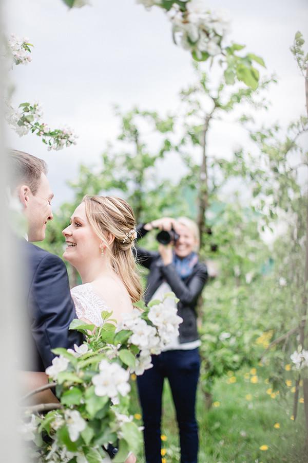 Hochzeitsfotografie Workshop in Jork bei Hamburg