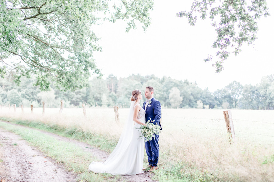 Hochzeitsfotos in Harsefeld