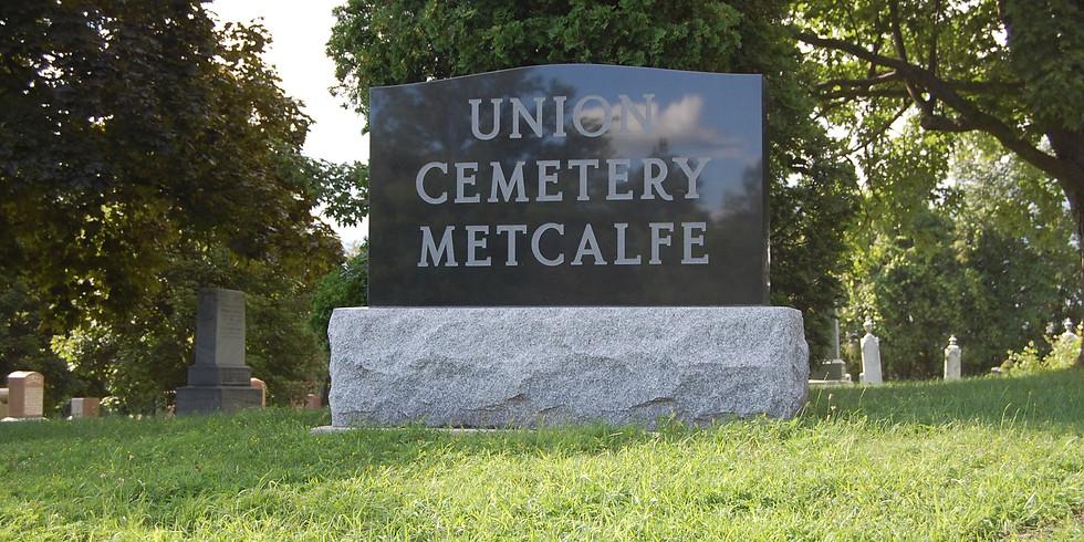 Metcalfe Union Cemetery Memorial Service
