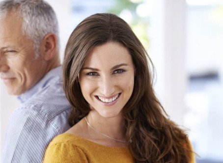 The Reasons Why Girls Date Older Men