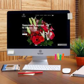 New Website for Seasons' Blooms