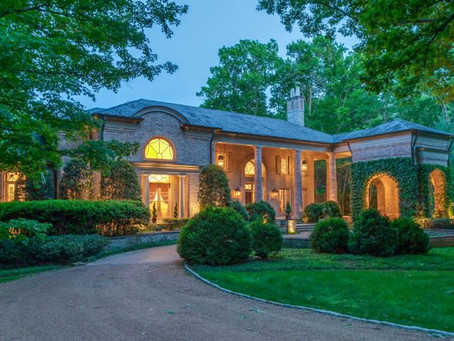 'Nashville's' Rayna Jaymes Mansion!