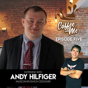 Coffee With Me - Episode Five: Interview with Sway and Andy Hilfiger