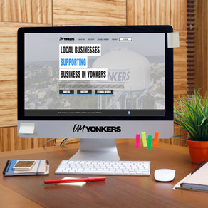 New Website for I AM Yonkers
