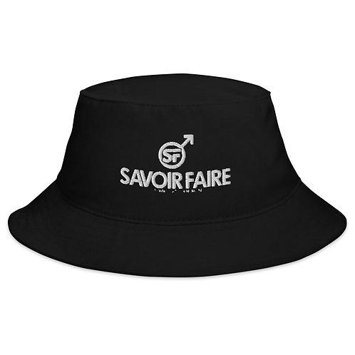 Savoir Faire Bucket Hat
