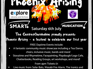 The Phoenix Arising Festival - 6th July