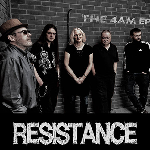 The 4 AM EP - Resistance (2017)