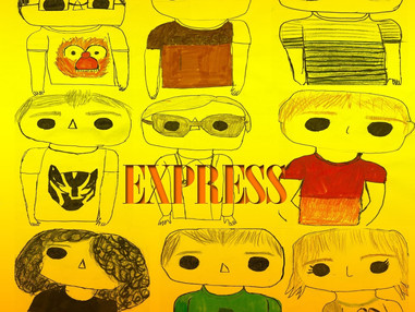 EXPRESS - Wonderful CD representing young people who have learning disabilities released 6th Decembe