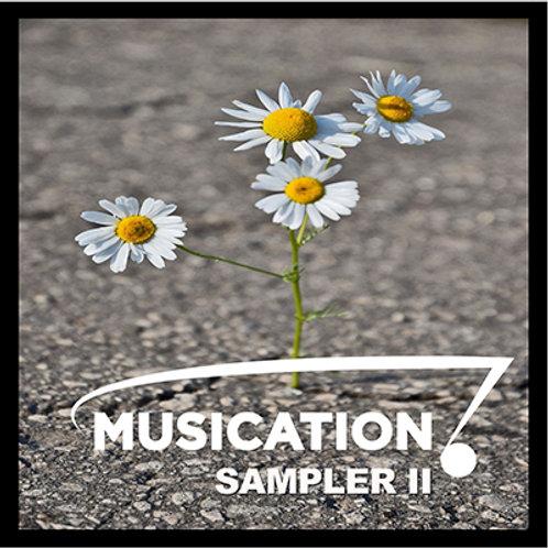 Musication Sampler 2 - Various (2019)