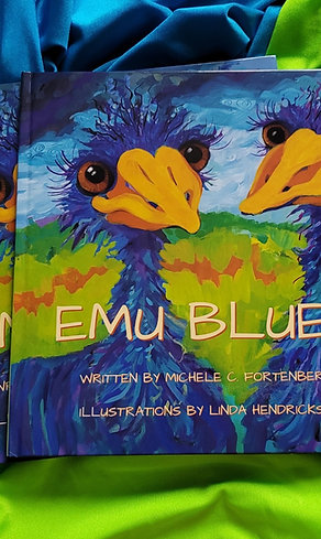 Emu Blues (Buy Two, Give One)