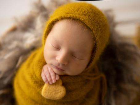 Wann sollte mein Baby fotografiert werden?