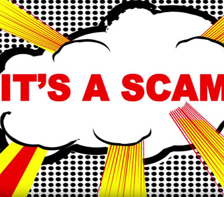 Debt Collection Scam, Phishing Scam, Tech Support Scam and More.
